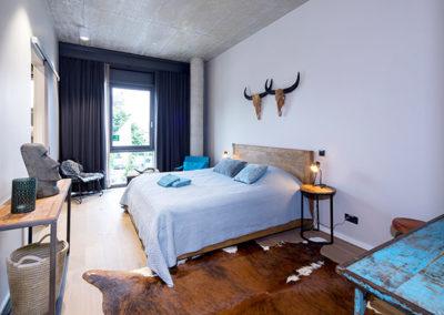 Schlafzimmer Gäste